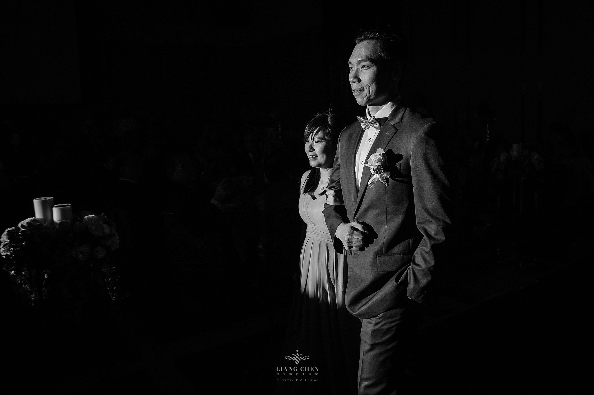 婚禮紀錄 - 君婷 & 基豪 - 萬豪酒店