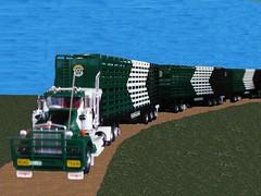 Gunbarrel Highway (geoffreyw@kinect.co.nz) Tags: gunbarrel highway creation