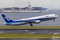 All Nippon Airways [NH][ANA] / JA8669 / 767-381 / RJTT (starger64) Tags: canoneos5dmarkiv ef1004004556lisii rjtt hnd hanedaairport 羽田機場 東京国際空港 allnipponairways ana ja8669 nh253 boeing767381 boeing 767 763 767300 aviation aircraft airplane arlines eftc14xiii