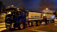 D - H.J. Becker Volvo FH 500 04 (BonsaiTruck) Tags: becker volvo lkw lastwagen lastzug truck trucks lorry lorries camion caminhoes