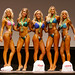 Open Bikini Tall 4th Vercillo 2nd Ross 1st Pratt 3rd Korkowski 5th Law