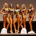 Open Bikini Medium-Tall 4th Kozak 2nd Isagawa 1st Robinson 3rd Phillips 5th Martin