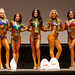 Novice Bikini A 4th Wass 2nd Ahuwalia 1st Neumann 3rd MacDonald 5th Grizzlypaws