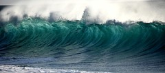 Wave power (thomasgorman1) Tags: wave surf island hawaii molokai big curl shore seascape sea ocean nikon nature water papohaku