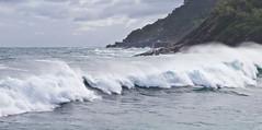 Brandung / Surf # 1 (schreibtnix on'n off) Tags: reisen travelling europa europe spanien spain sansebastian baskenland basqueregion küste coast atlantik atlantic brandung surf olympuse5 schreibtnix
