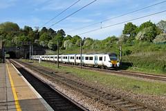 700020 Hadley Wood (CD Sansome) Tags: hadley wood station train trains east coast main line ecml gtr tsgn govia thameslink railway great northern 700 700020