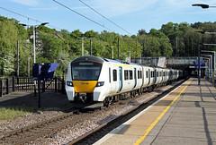 700146 Hadley Wood (CD Sansome) Tags: hadley wood station train trains east coast main line ecml gtr tsgn govia thameslink railway great northern 700 700146
