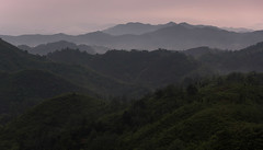 Great Wall of China, Jinshanling section (Miche & Jon Rousell) Tags: china beijing greatwall greatwallofchina wall forest trees green