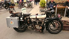Brough Superior Mk1 (BSMK1SV) Tags: vmcc quaker run brough superior mk1 jap sturmey archer