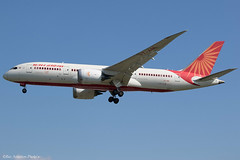 VT-ANL (Baz Aviation Photo's) Tags: vtanl boeing 7878 dreamliner air india aic ai heathrow egll lhr 27l ai171