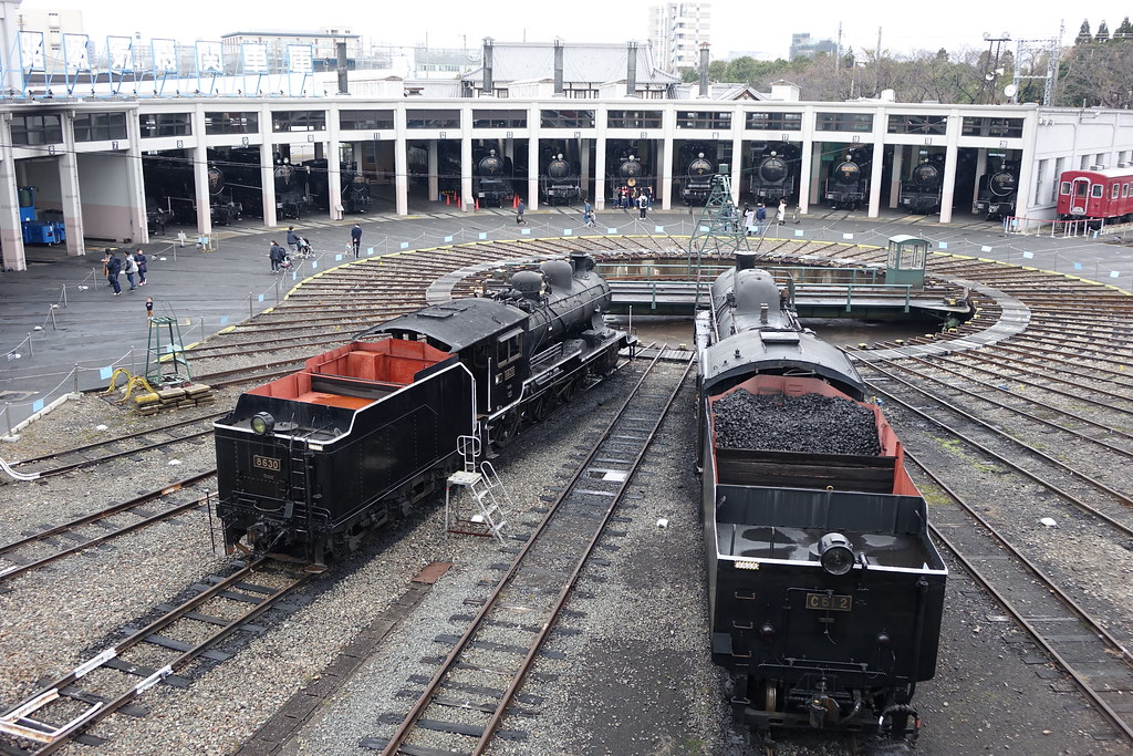 The World's newest photos of engine and roundhouse - Flickr