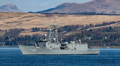 TCG (Turkish Navy) Gokova F-496 (Ratters1968: Thanks for the Views and Favs:)) Tags: canon7dmk2 martynwraight ratters1968 canon dslr photography digital eos warships ship navy war military fleet faslane greenock cloch jw jointwarrior2019 clyde riverclyde scotland sea water nato exjw19 tcgturkishnavygokovaf496 f496 gokova turkey turkish tukishnavy perryclass