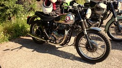 B.S.A A10 at the 2019 Quaker Run (BSMK1SV) Tags: bsa quaker run a10 vintage vmcc 2019