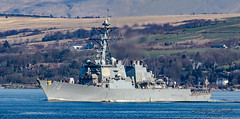 USS Porter (DDG-78) Arleigh Burke Destroyer (Ratters1968: Thanks for the Views and Favs:)) Tags: canon7dmk2 martynwraight ratters1968 canon dslr photography digital eos warships ship navy war military fleet faslane greenock cloch jw jointwarrior2019 clyde riverclyde scotland sea water nato exjw19 ussporterddg78arleighburkedestroyer ussporter destroyer arleighburke arleigh burke ddg78