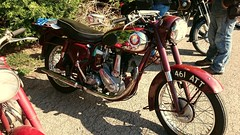 B.S.A B31 at the 2019 Quaker Run (BSMK1SV) Tags: bsa vmcc quaker run vintage