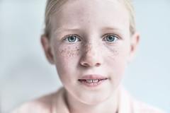 Sunday morning 1 (PascallacsaP) Tags: portraiture portrait childportrait freckles freckled zhongyimitakonspeedmaster35mmf095markii mitakon 35mm f095 fujipro160s filmsimulation fujifilm xpro2