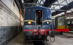NSM ex NS 1202 (Nicky Boogaard) Tags: blerick venlo modelspoorgroepvenlo railroadevent stadlerblerick classic classictrains nsm1202 americanlocomotive ns1202 berlijnsblauw 1202 1200 ns1200