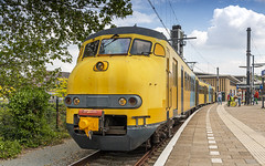 Mat' 64 904 resting at Venlo (Nicky Boogaard) Tags: venlo stichtingmat64 ns904 mat64 planv 904 stationvenlo classic classictrains