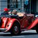 MG TD Midget, Quai de la Tournelle, Paris, France