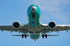 737 Max (dkuttel) Tags: 737 737max boeing kpdx portlandinternationalairport