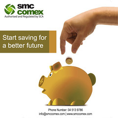 Start saving a better future - Gold Futures Investment at SMC Comex Dubai (smccomex) Tags: