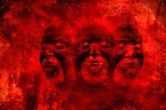 Inner Demons (Chaos2k) Tags: surrealistic surreal 52weeks 52weeksthe2019edition 2019 brianboudreau self portrait photoshop strobist 580exii canon5dmarkii canon24105l studio texture