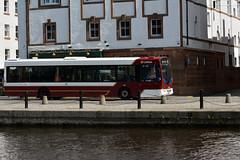 153 (Callum's Buses and Stuff) Tags: madderwhite madder edinburghbus edinburgh eclips bus buses b7rle lothian lothianbuses madderandwhite volvo sn57dcu
