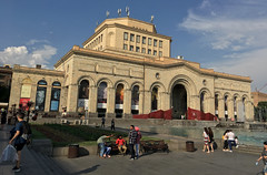 Republic Square (cowyeow) Tags: republicsquare armenia caucuses travel city street urban architecture famous building citycenter citycentre people public easterneurope