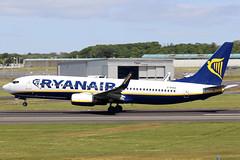 G-RUKA (GH@BHD) Tags: gruka boeing 737 738 737800 b737 b738 fr ryr ryanair ryanairuk pik egpk prestwickairport prestwick aircraft aviation airliner