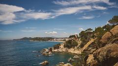 Castillo d'en Plaja (photo.roman) Tags: español spain lloret mar castillo plaja lloretdemar españa
