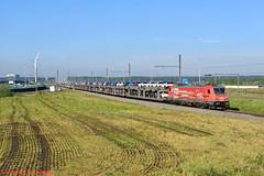 HSL 186 382-8 @ Zeebrugge (Maarten Schoubben) Tags: traxx bombardier locomotive hsl belgium belgië port haven