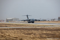 US Air Force C-17A Globemaster III '10-0223' LMML - 26.05.2019 (Chris_Camille) Tags: us air force c17a globemaster iii 100223 lmml 26052019 landing runway pilot pilotstories aviation avgeek a320 canon canonphotography canonaviation withcanonyoucan red clouds airline airlineofthemalteseislands maltese islands canon5d aviationgeek mla airport takeoff fly sky plane aircraft airplane maltairport spotting planespotting registrations spottinglog