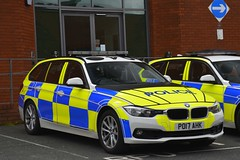 PO17 AHK (S11 AUN) Tags: lancashire constabulary bmw 330d 3series xdrive estate touring osu operational support unit anpr police traffic car rpu roads policing 999 emergency vehicle po17ahk