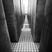 Holocaust memorial - Berlin, Germany - Street photography