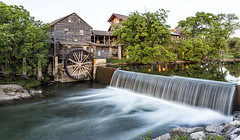 Pigeon Forge, TN. - Old Mill (Father_and_Son_Photography) Tags: pigeon forge old mill