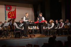 Gemeinschaftskonzert MG Oberentfelden & MG Gansingen 2019