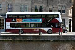 555 (Callum's Buses and Stuff) Tags: hybrid bus buses lothianbuses lothian madderandwhite madderwhite madder sa15vuf b5 b5tl busesedinburgh edinburghbus edinburgh led gemini3 mader gemini road busedinvburgh buslothianbuses buseslothianbuses volvo