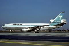 N103TV_1980-02-18_MUC_1200_CW (stefanmuc2001) Tags: n103tv dc1030cf mcdonnelldouglas dc10 mcdonnelldouglasdc10 airliner aircraft plane flugzeug transinternationalairlines tia transamericaairlines münchen munich riem flughafenriem eddm muc münchenriem munichriem flughafen airport kodachrome k25 slidescan 1980