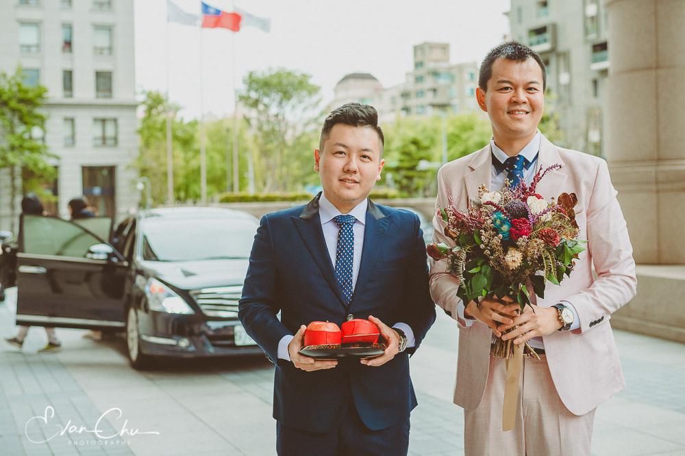 婚禮紀錄美福大飯店_043