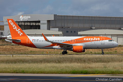 easyJet Switzerland Airbus A320-214 'HB-JXM' LMML - 14.05.2019 (Chris_Camille) Tags: runway pilot pilotstories aviation avgeek a320 canon canonphotography canonaviation withcanonyoucan red clouds airline maltese islands canon5d aviationgeek mla airport takeoff fly sky plane aircraft airplane maltairport spotting planespotting registrations spottinglog