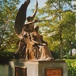 Columbia  South Carolina - Monument to Confederate Women - Historic thumbnail