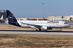 Lufthansa Airbus A320-214  |  D-AIWC  |  LMML (Melvin Debono) Tags: lufthansa airbus a320214 | daiwc lmml cn 8667 melvin debono spotting canon eos 5d mark iv 100400mm plane planes photography airport airplane aviation aircraft mla malta