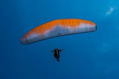 Paragliding (Daren Grilley) Tags: paraglide parasail parachute beach ocean ventura santa barbara nikon z6 2470
