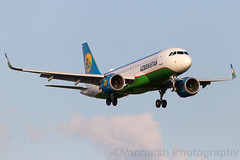 UK32022 Uzbekistan Airways A320neo London Heathrow (Vanquish-Photography) Tags: uk32022 uzbekistan airways a320neo london heathrow egll lhr vanquish photography vanquishphotography ryan taylor ryantaylor aviation railway canon eos 7d 6d 80d aeroplane train spotting airport londonheathrow londonheathrowairport heathrowairport