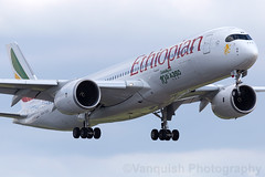 ET-AVE Ethiopian Airlines A350-900 London Heathrow Airport (Vanquish-Photography) Tags: etave ethiopian airlines a350900 london heathrow airport egll lhr vanquish photography vanquishphotography ryan taylor ryantaylor aviation railway canon eos 7d 6d 80d aeroplane train spotting londonheathrow londonheathrowairport heathrowairport