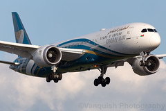 A4O-SF Oman Air B787-9 Dreamliner London Heathrow (Vanquish-Photography) Tags: a4osf oman air b7879 dreamliner london heathrow egll lhr vanquish photography vanquishphotography ryan taylor ryantaylor aviation railway canon eos 7d 6d 80d aeroplane train spotting airport londonheathrow londonheathrowairport heathrowairport