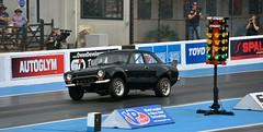 (Sam Tait) Tags: ford escort mk1 doorslammers santa pod raceway england cosworth turbo 16v
