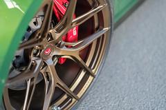 2019 Audi RS5 Sportback + 2018 Ford Raptor (Rob Overcash Photography) Tags: audi sport rs5 sportback b9rs5 sonomagreen vossen abt milltek carbonfiber blackoptics oemplus b9s5 s5sportback