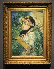 Jeanne (Spring) (Brule Laker) Tags: chicago illinois art painting artinstituteofchicago michiganavenue
