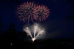 Błonia (4) (Krzysztof D.) Tags: polska poland polen podkarpacie podkarpackie subcarpathia karpatenvorland evening night noc nacht wieczór abend stalowawola fireworks fajerwerki
